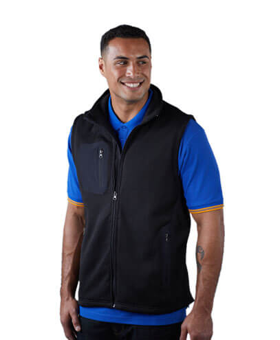 V1000 Mens Top Secret Vest - Worn