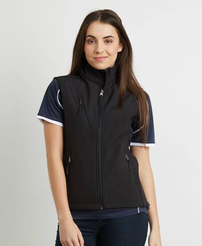 VSW Womens PRO2 Softshell Vest