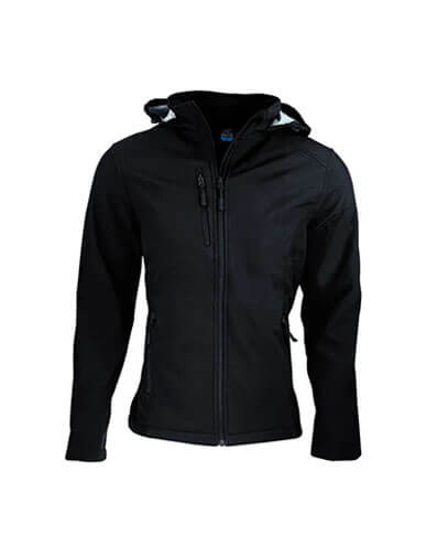 3513 Kids Olympus Softshell Jacket - Black