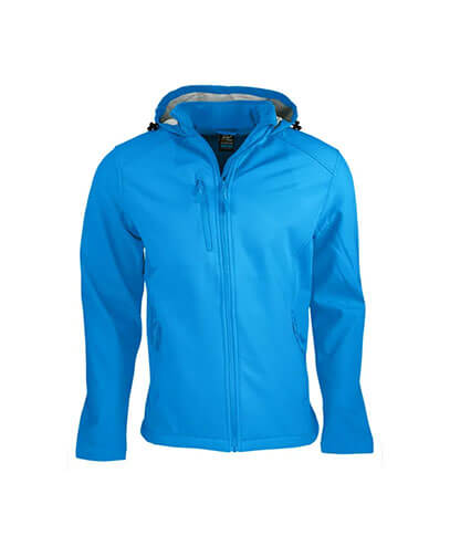 3513 Kids Olympus Softshell Jacket - Cyan