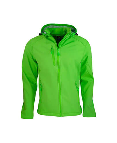 3513 Kids Olympus Softshell Jacket - Green