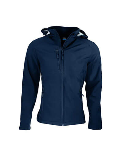 3513 Kids Olympus Softshell Jacket - Navy