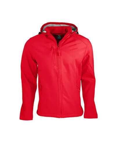 3513 Kids Olympus Softshell Jacket - Red