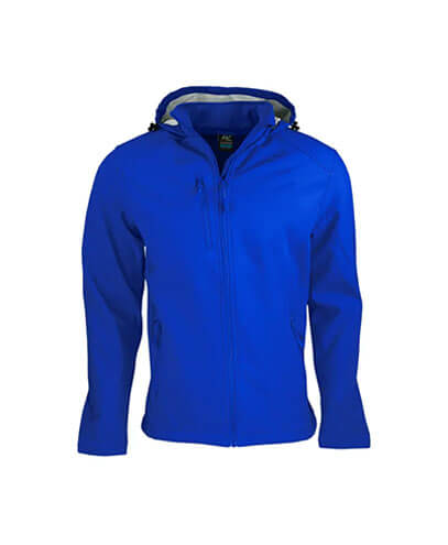 3513 Kids Olympus Softshell Jacket - Royal