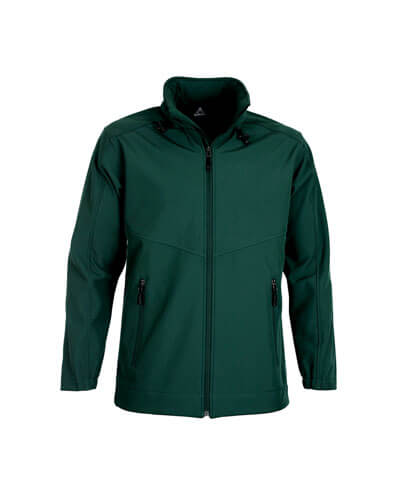 AJK Kids Aspiring Softshell Jacket - Bottle