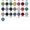 210 Colour Chart