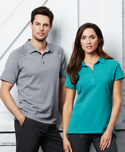 P706MS P706LS Mens & Womens Profile Polo