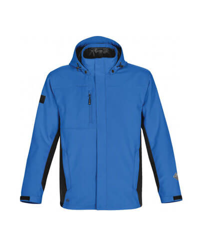 SSJ-1 Mens Atmosphere 3-in-1 System Jacket - Marine Blue/Black