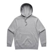 5146 Adults Heavy Hood - Grey Marle