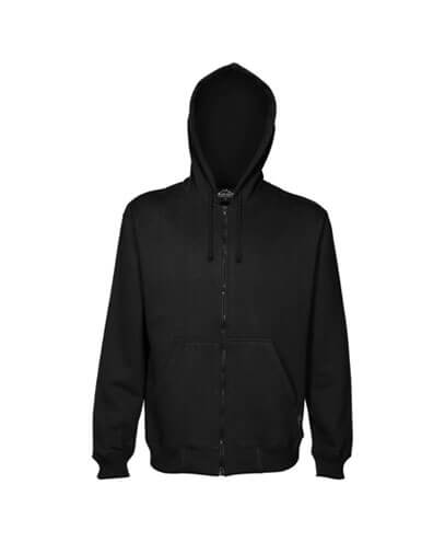 ZHH-K Kids Premium Zip Hoodie - Black