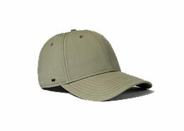 Custom Sustainable Headwear - U20608RC Recycled Cotton Cap in Olive