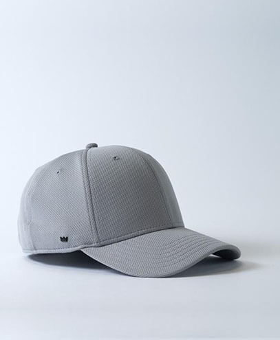 U20603 UFlex Recycled Polyester Cap - Grey