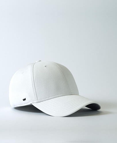 U20603 UFlex Recycled Polyester Cap - White