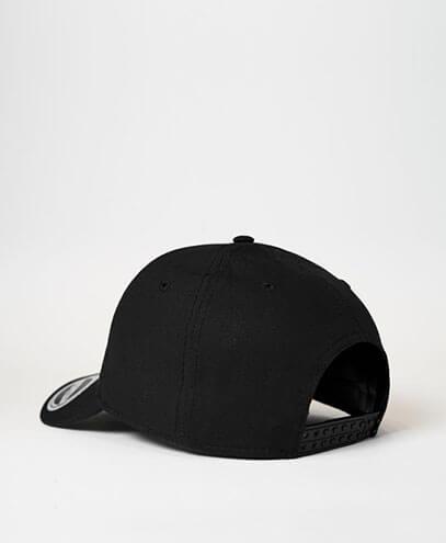 U20608RC Recycled Cotton Baseball Cap - Back