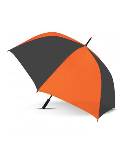 107909 Hydra Sports Umbrella - Black/Orange