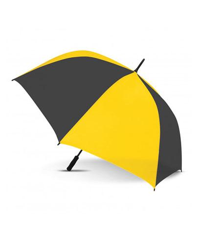 107909 Hydra Sports Umbrella - Black/Yellow