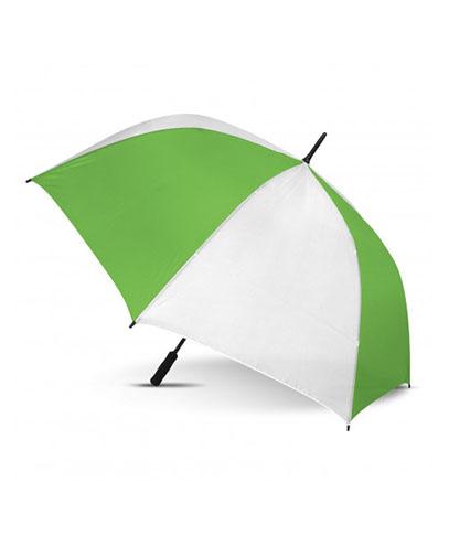 107909 Hydra Sports Umbrella - White/Bright Green