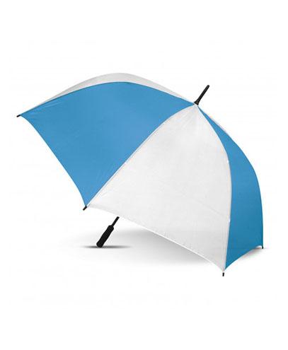 107909 Hydra Sports Umbrella - White/Light BLue