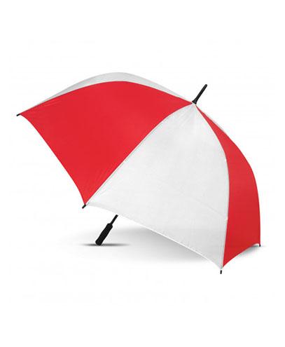 107909 Hydra Sports Umbrella - White/Red