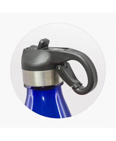 Mirage Vacuum Bottle - Flip Lid Detail