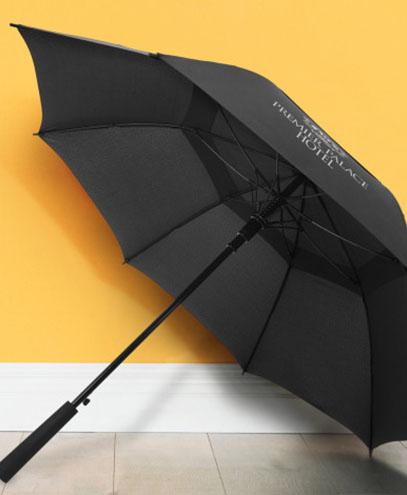 11011 Swiss Peak Tornado Umbrella - Printed Example