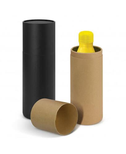 116329 Mirage Powder Coated Vacuum Bottle - Gift Tube