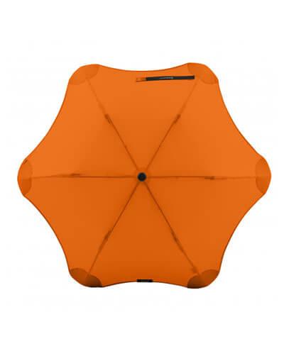118435 BLUNT Metro Umbrella - Top View of Orange