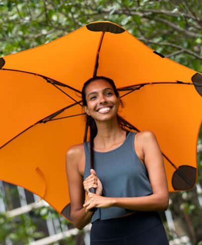 118437 BLUNT Classic Umbrella - Held by Female Model