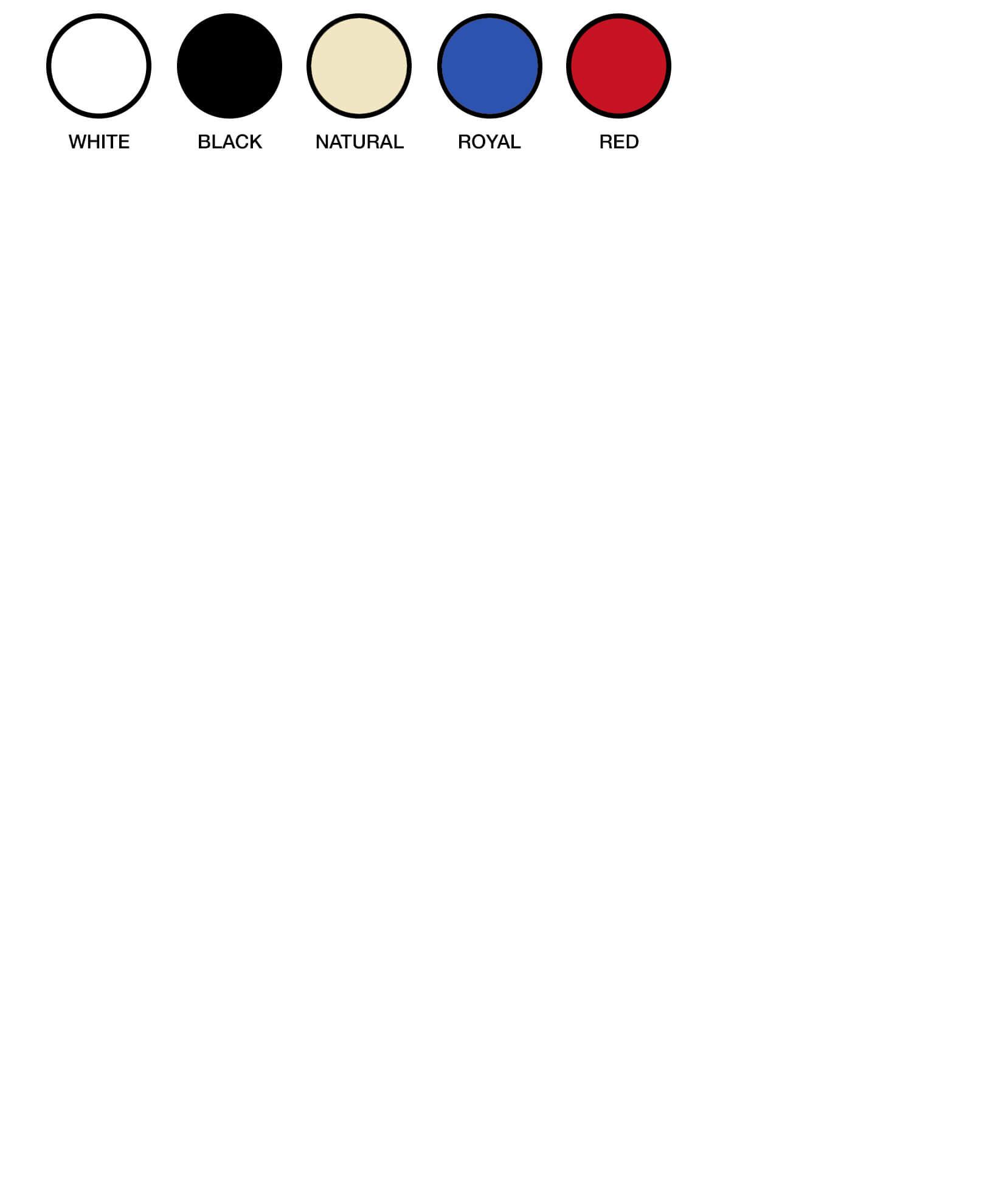 111804 Colour Chart