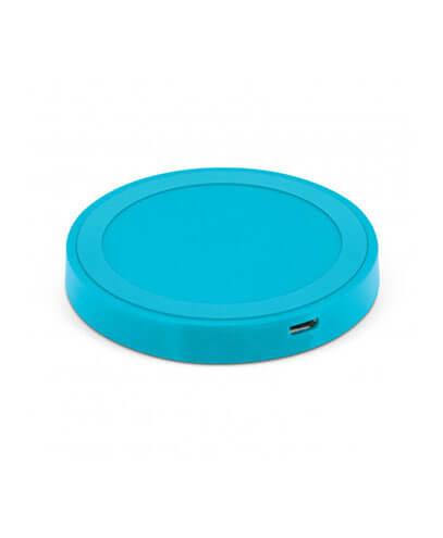112656 Orbit Wireless Charger - Light Blue