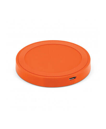 112656 Orbit Wireless Charger - Orange