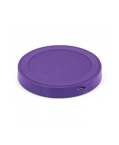 112656 Orbit Wireless Charger - Purple