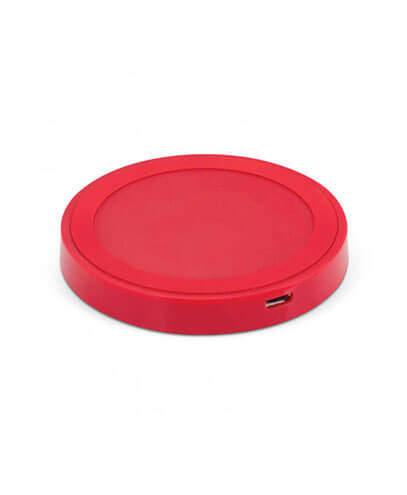112656 Orbit Wireless Charger - Red