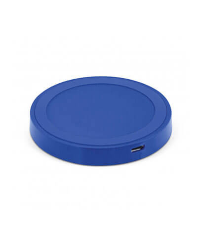 112656 Orbit Wireless Charger - Royal Blue