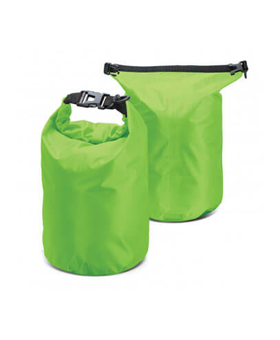 112979 Nevis Dry Bag 5L - Bright Green