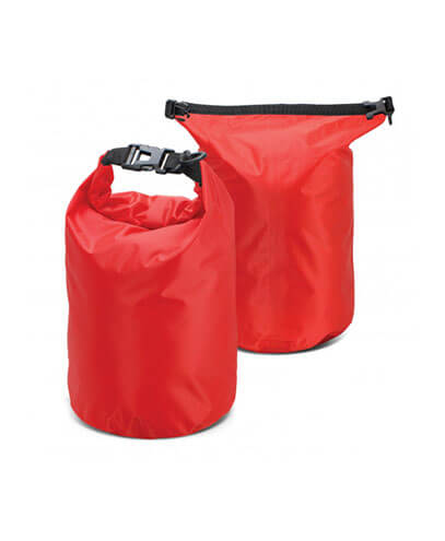 112979 Nevis Dry Bag 5L - Red