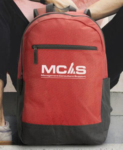 116943 Corolla Backpack - Printed Example