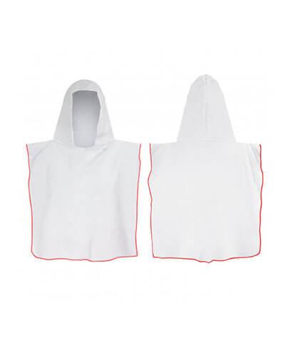 117465 Kids Hooded Towel - Red