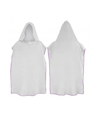 117466 Adult Hooded Towel - Purple