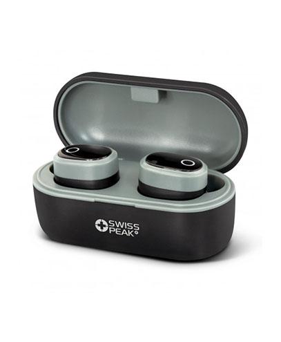 118865 Swiss Peak TWS Earbuds - In Case