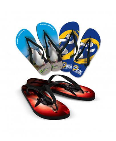 106101 Flip Flops - Branded Examples
