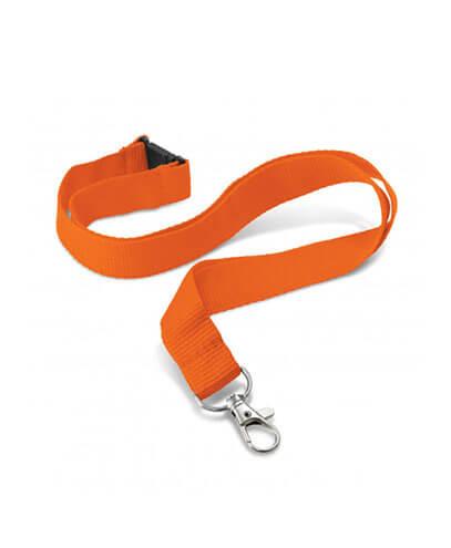 108057 Encore Lanyard - Orange