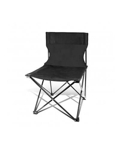 111275 Calgary Folding Chair - Black