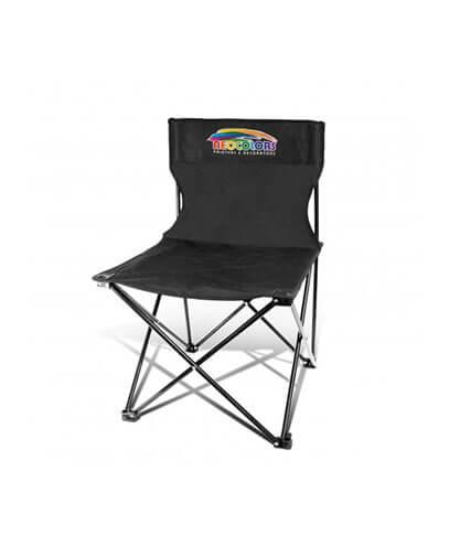 111275 Calgary Folding Chair - Branded Example