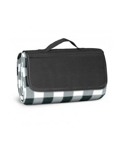 112792 Alfresco Picnic Blanket - Black