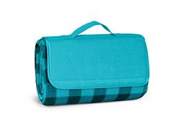 112792 Alfresco Picnic Blanket - Light Blue