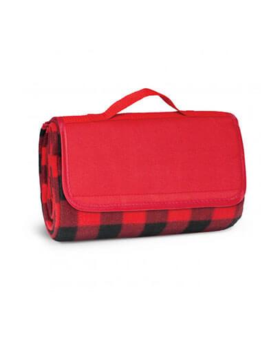 112792 Alfresco Picnic Blanket - Red