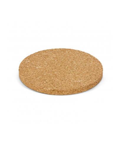 112967 Oakridge Cork Coaster - Round