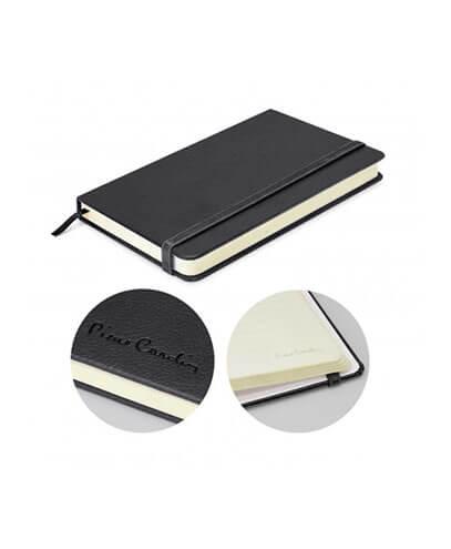 113314 Pierre Cardin Small Notebook - Black