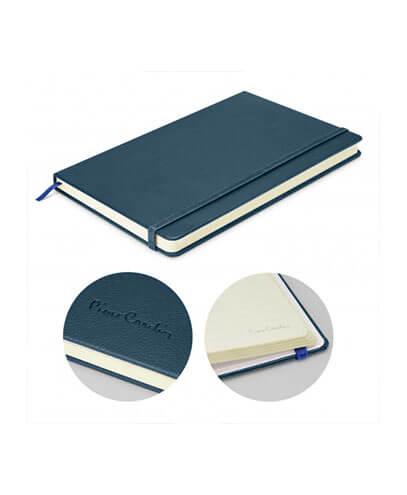 113319 Pierre Cardin Medium Notebook - Blue